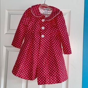 Bonnie Jean Easter dress set